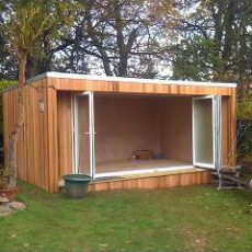 Planning The Garden For Your Garden Office